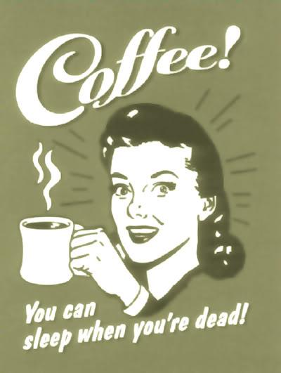 Vai um café para as noites de insônia?