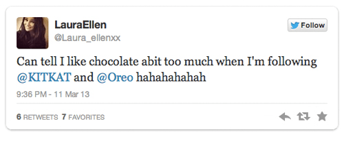 Oreo x Kit Kat
