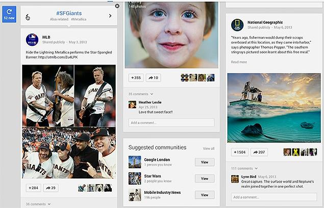 Google anuncia grandes mudanças no Google+