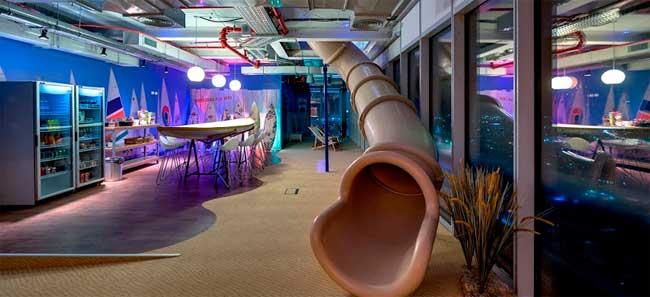 Escritório do Google em Tel Aviv