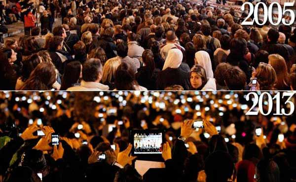 Consumidores Sempre Encontráveis - Escolha do Papa