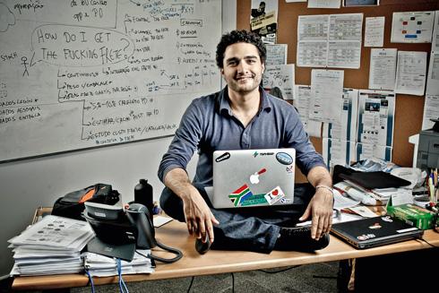 Empreendedores por natureza