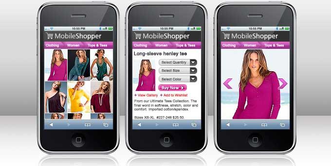 Como o pequeno varejista pode fazer ações de mobile commerce?
