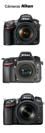 Nikon - Top 10 Melhores câmeras para fazer vídeos e fotos de produtos para Loja virtual