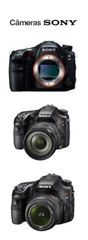 Sony - Top 10 Melhores câmeras para fazer vídeos e fotos de produtos para Loja virtual