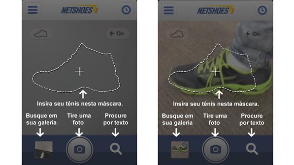 Case Mobile Commerce: Netshoes oferece um aplicativo de reconhecimento de produtos