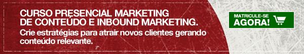 Curso Marketing de Conteúdo e Inbound Marketing
