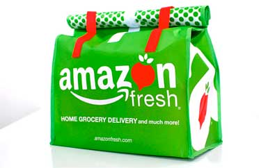 AmazonFresh - Game of Thrones do E-commerce: A Estratégia da Amazon para dominar totalmente o varejo online mundial