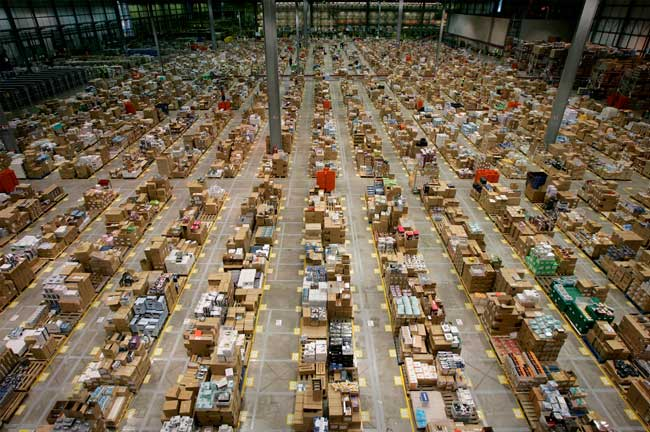 Amazon Phoenix – A Estrutura Logística da Amazon - Game of Thrones do E-commerce: A Estratégia da Amazon para dominar totalmente o varejo online mundial