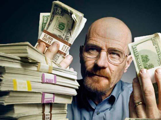 13 Dicas de Breaking Bad para a sua Startup. Impulsione a sua ideia!