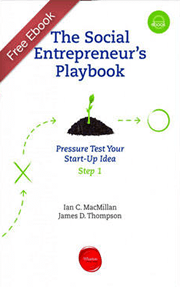 The Social Entrepreneur's Playbook: Pressure Test Your Start-Up Idea
