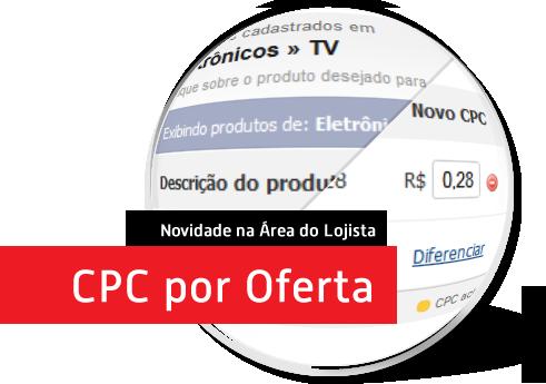 Buscapé lança nova funcionalidade de gerenciamento de CPC por Oferta.