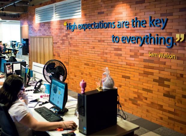 Altas expectativas: o site pretende ser o consolidador do e-commerce brasileiro (foto: Claus Lehmann).
