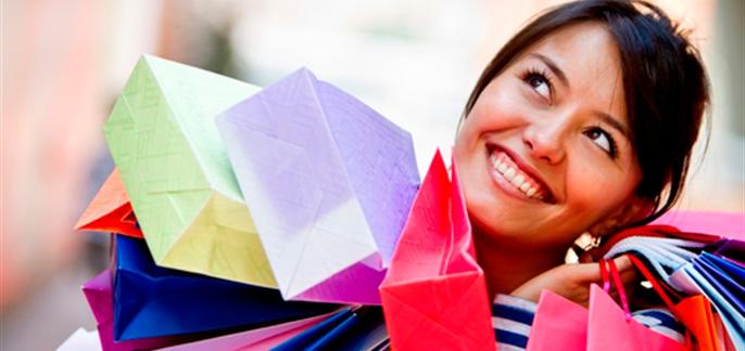52% dos brasileiros fazem compras por impulso.