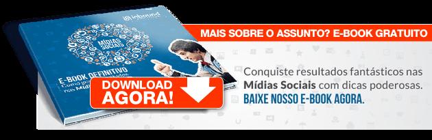 E-book gratuito: Como gerar resultados com as Mídias Sociais.