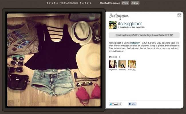 Instagram, Pinterest e Tumblr para divulgar meu E-commerce