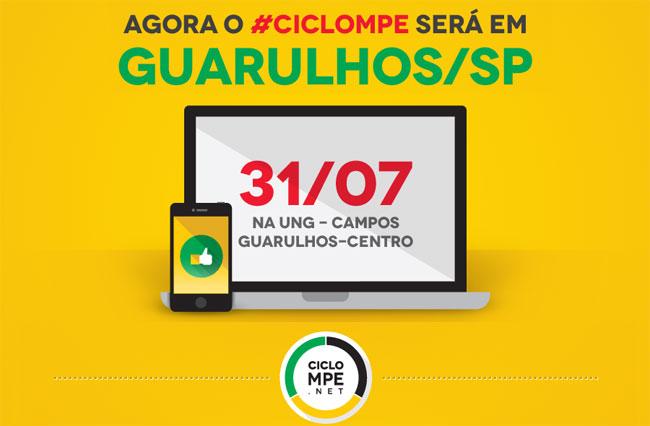 Câmara-e.net oferece curso gratuito de e-commerce em Guarulhos.