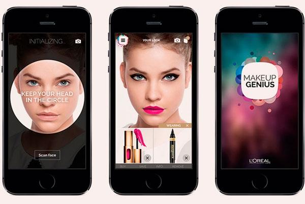 L'oreal usa mobile para mudar o jeito de comprar cosméticos