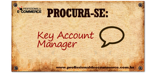 Vaga de Key Account Manager na AD.Dialeto.