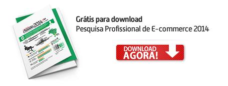 Pesquisa Profissional de E-commerce 2014 Completa