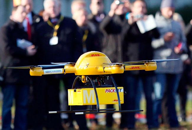 Entregar produtos com drones seria a melhor solução para o E-commerce?