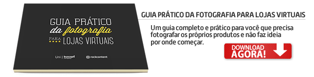 Guia prático da Fotografia para Lojas Virtuais