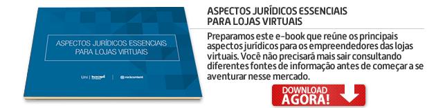 Aspectos jurídicos essenciais para lojas virtuais
