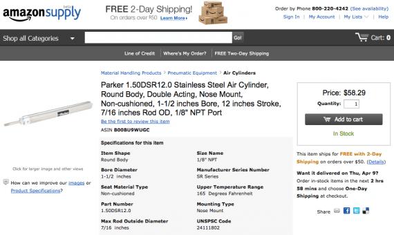 Portal B2B da Amazon