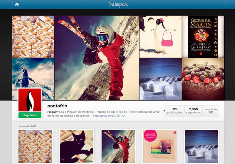 instagram-pontofrio