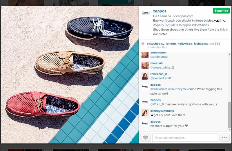 instagram-zappos