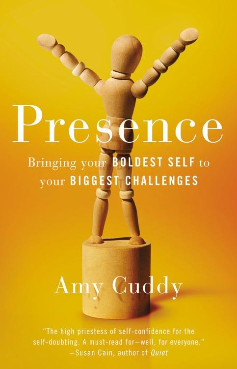 Livro Presence de Amy Cuddy Novo Livro de Amy Cuddy: Presence.