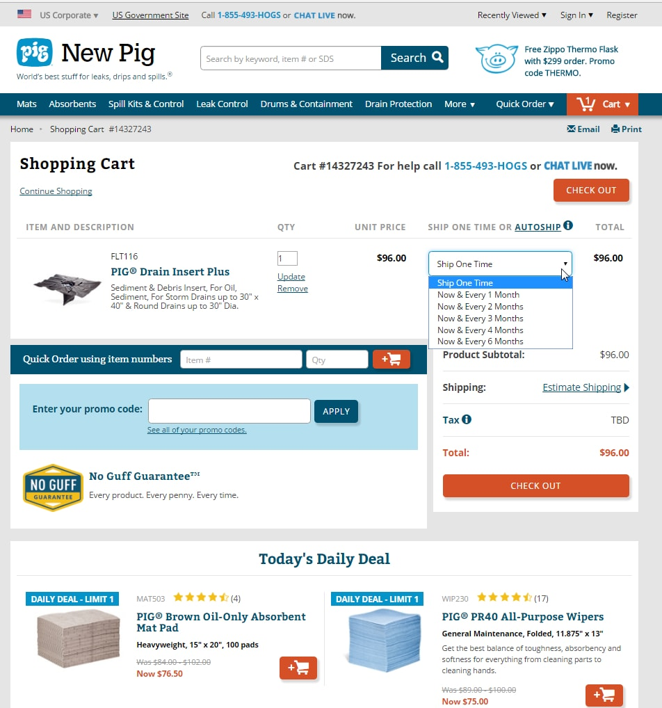 14_NewPig_ShoppingCart