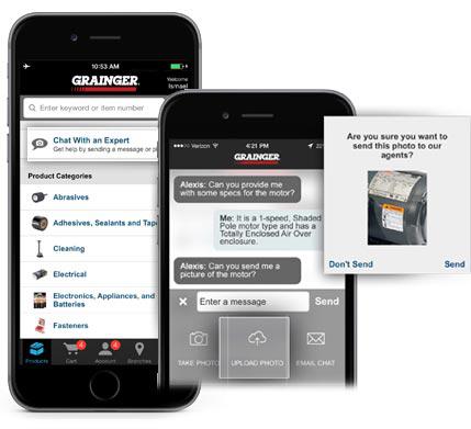 5_Grainger_App