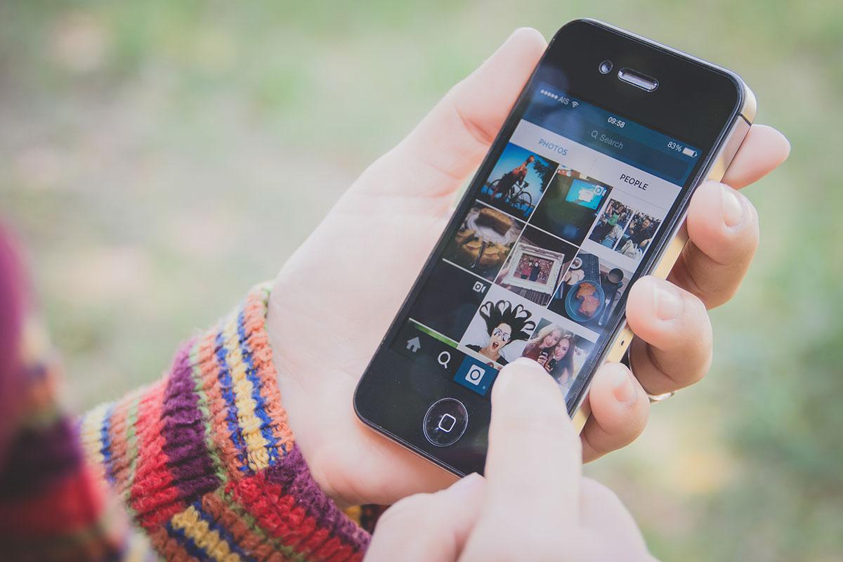 Instagram ultrapassa Facebook em vendas via redes sociais