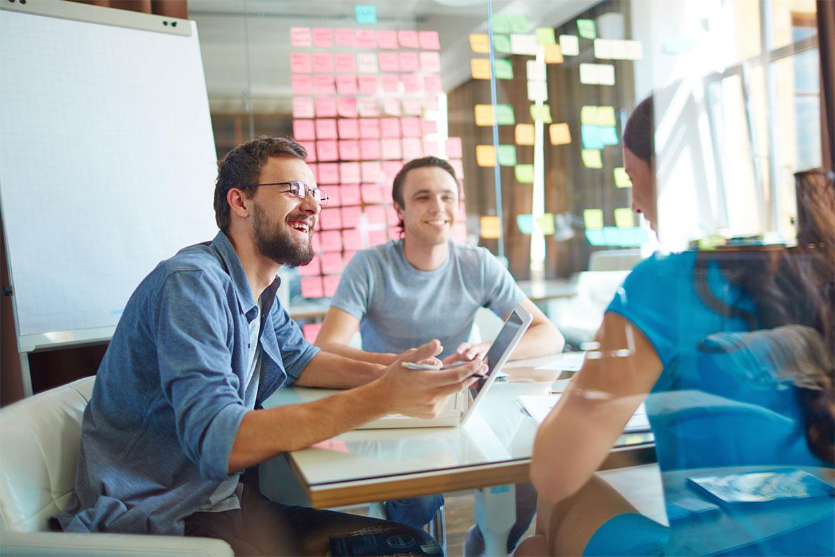 A tecnologia trabalhando a favor da gestão eficiente