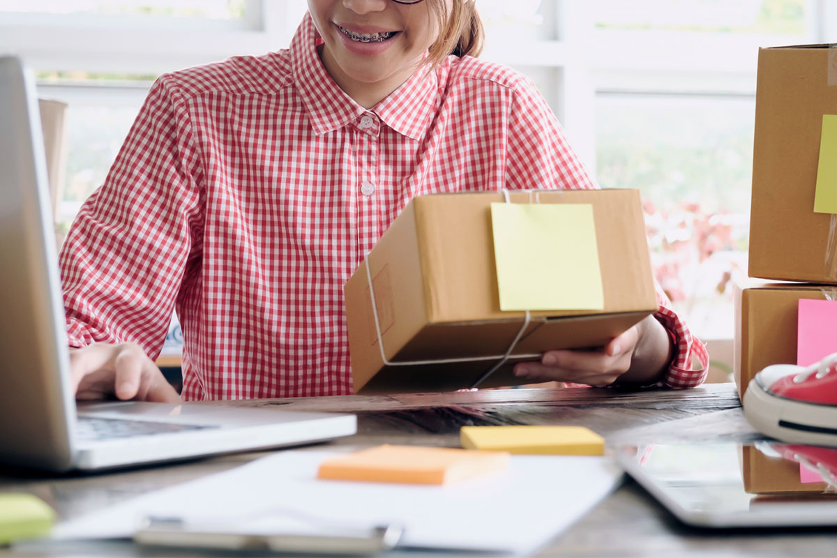 Webshoppers 39 - Vendas online de bens de consumo