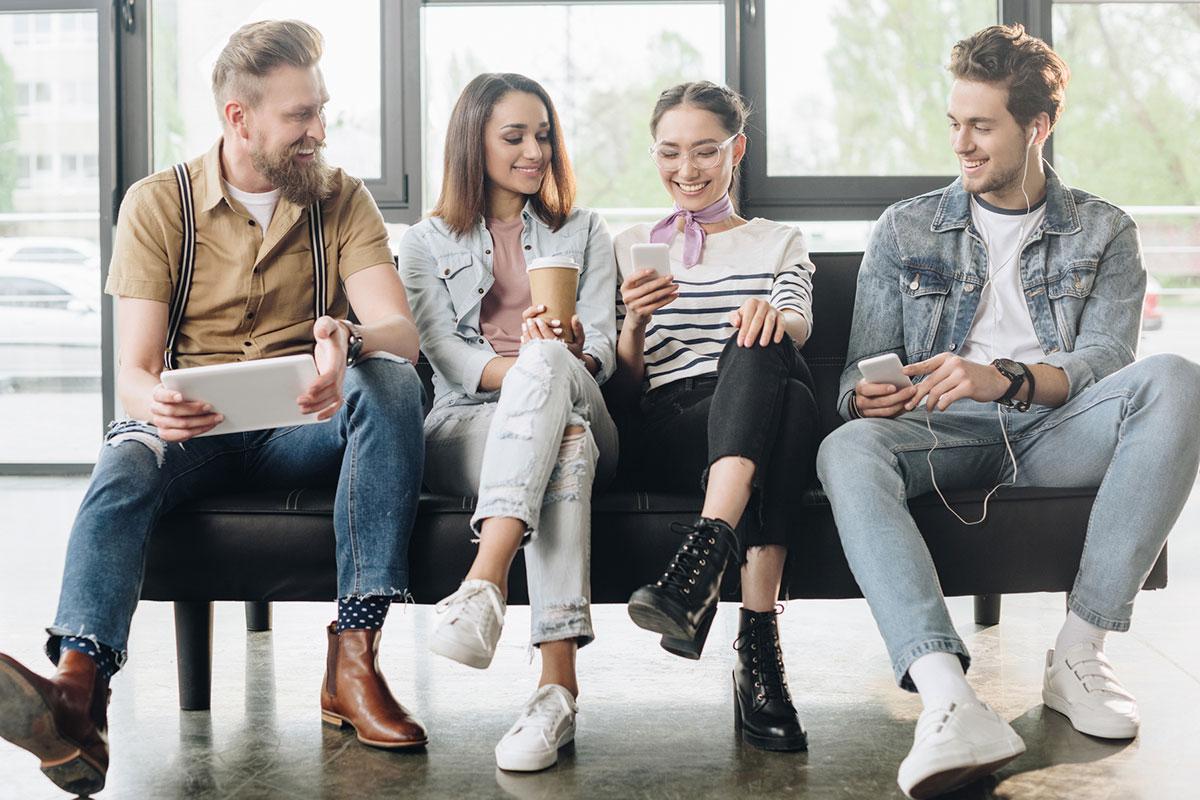 Homens e mulheres não sentem que são bem retratados na publicidade
