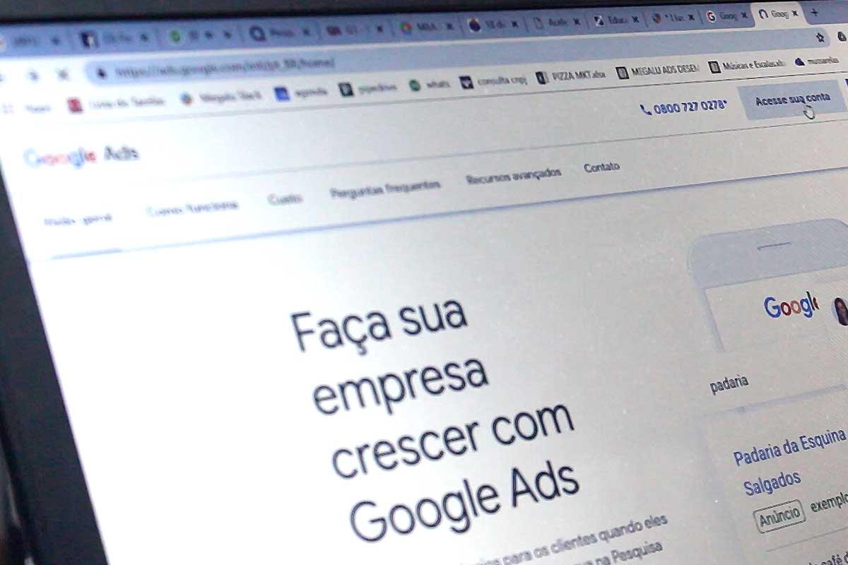 Como o Google Ads pode ajudar nas vendas do seu e-commerce
